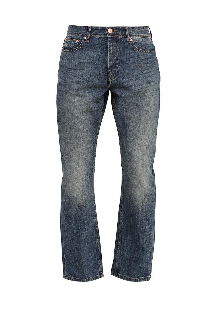 Мужские прямые джинсы Burton Menswear London 12B05JBLU