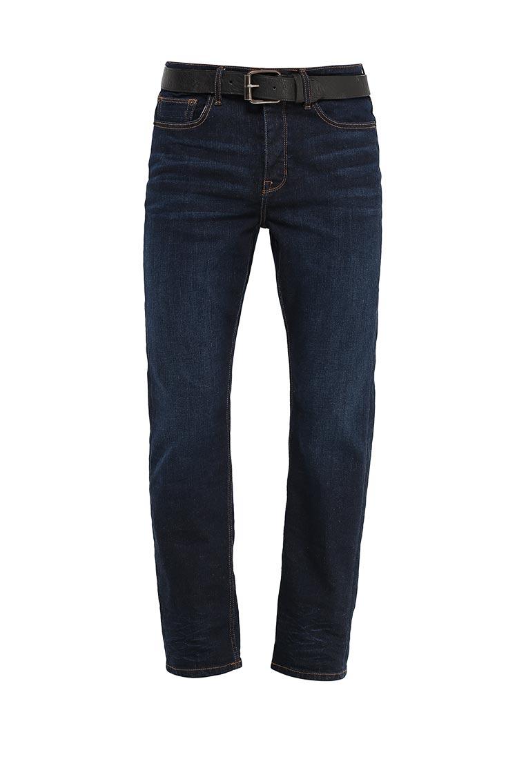 Мужские прямые джинсы Burton Menswear London 12T12JBLU