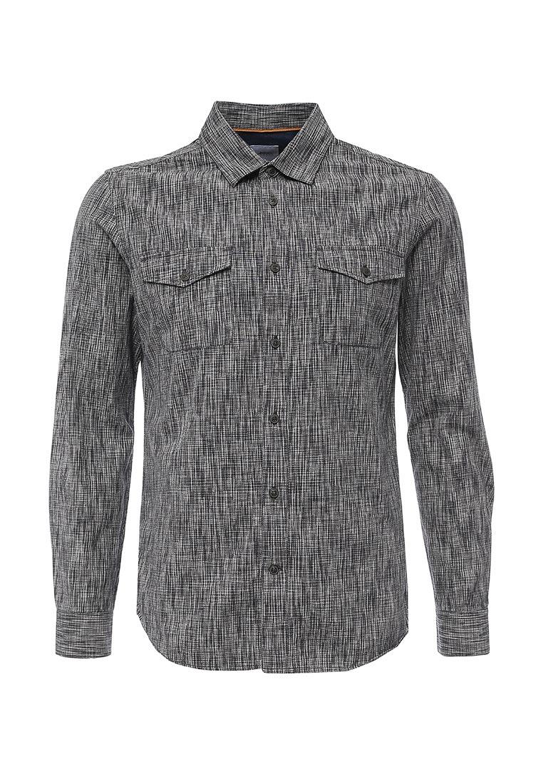 Рубашка с длинным рукавом Burton Menswear London 22C05JBLK