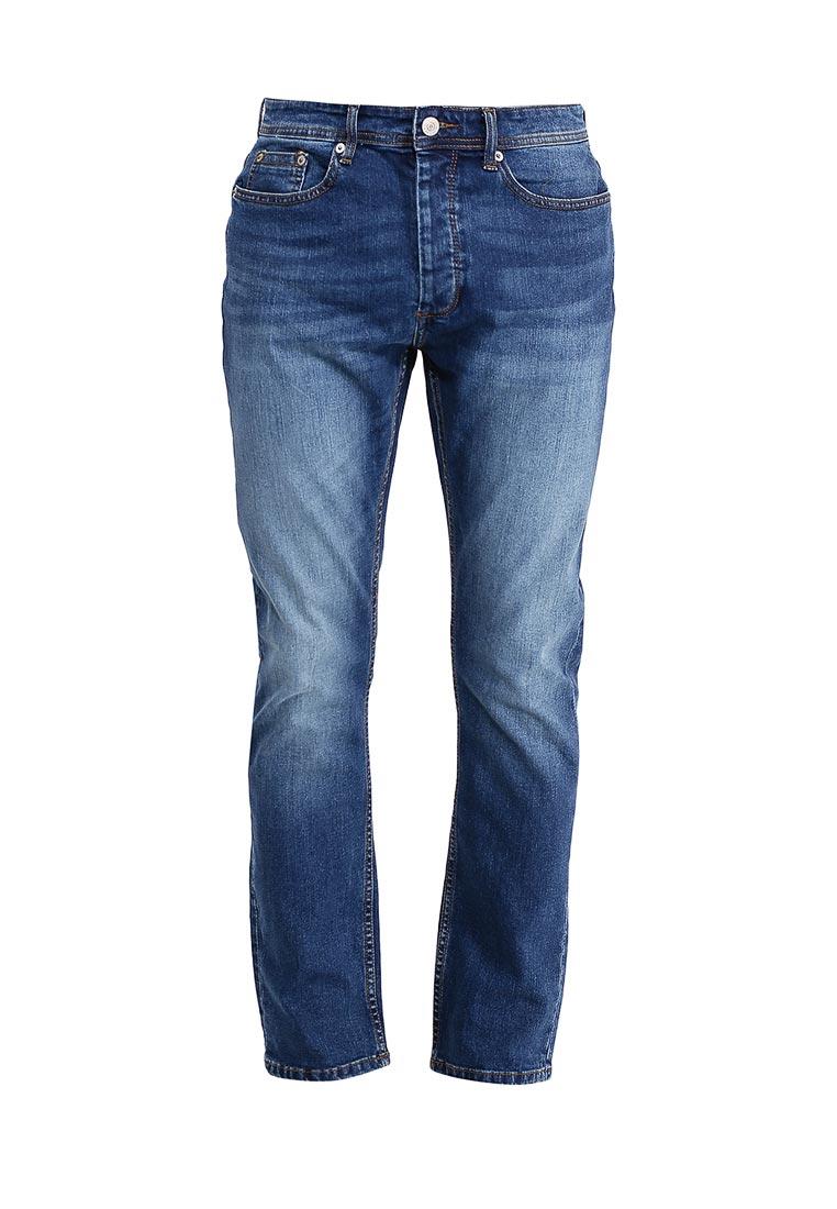 Зауженные джинсы Burton Menswear London 12A17JBLU