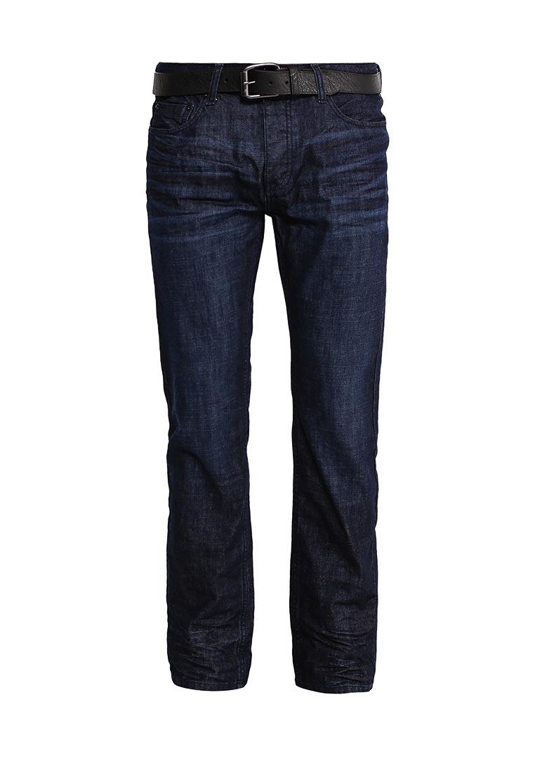 Мужские прямые джинсы Burton Menswear London 12T14IBLU