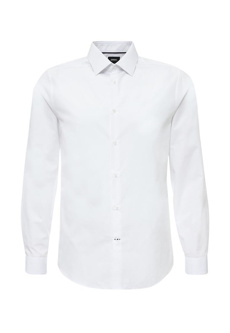 Рубашка с длинным рукавом Burton Menswear London 19E02KWHT