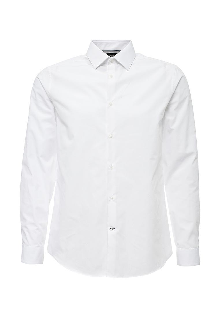 Рубашка с длинным рукавом Burton Menswear London 22O02KWHT