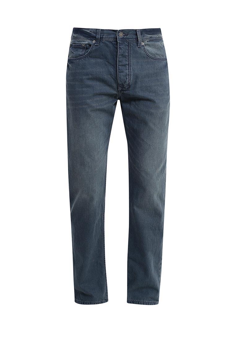Мужские прямые джинсы Burton Menswear London 12T05JBLU