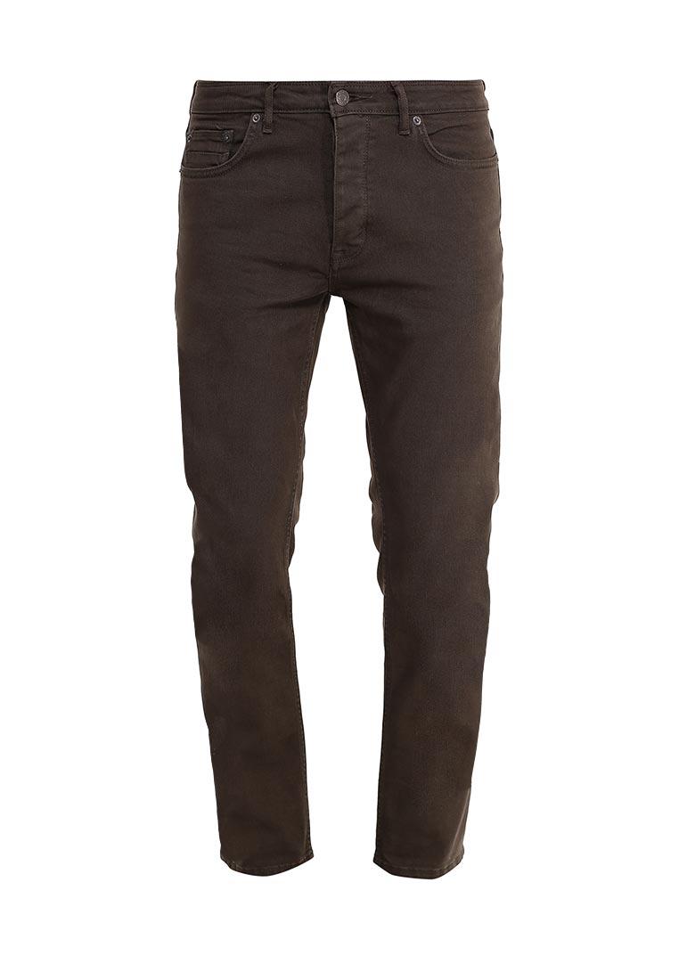 Мужские повседневные брюки Burton Menswear London 12P01JGRN