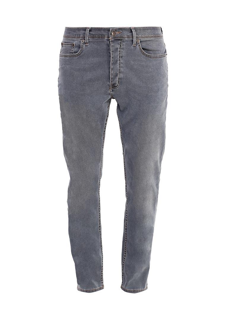 Мужские прямые джинсы Burton Menswear London 12S20JBLU