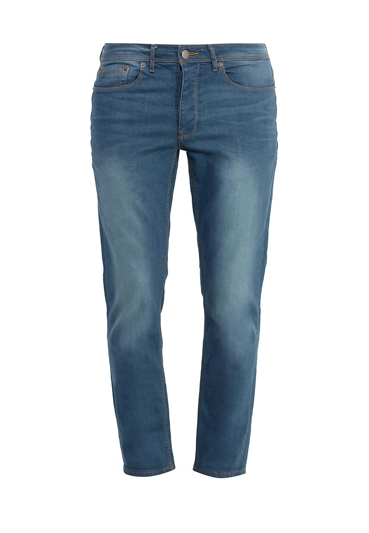 Зауженные джинсы Burton Menswear London 12S34JBLU
