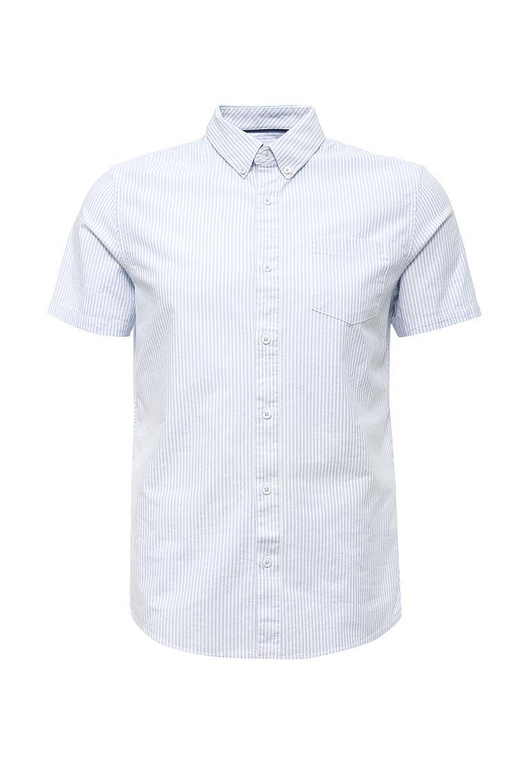 Рубашка с коротким рукавом Burton Menswear London 22O03KBLU