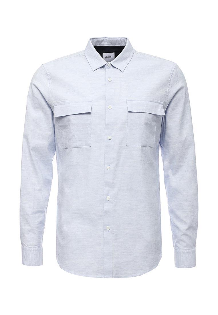 Рубашка с длинным рукавом Burton Menswear London 22T03JBLU