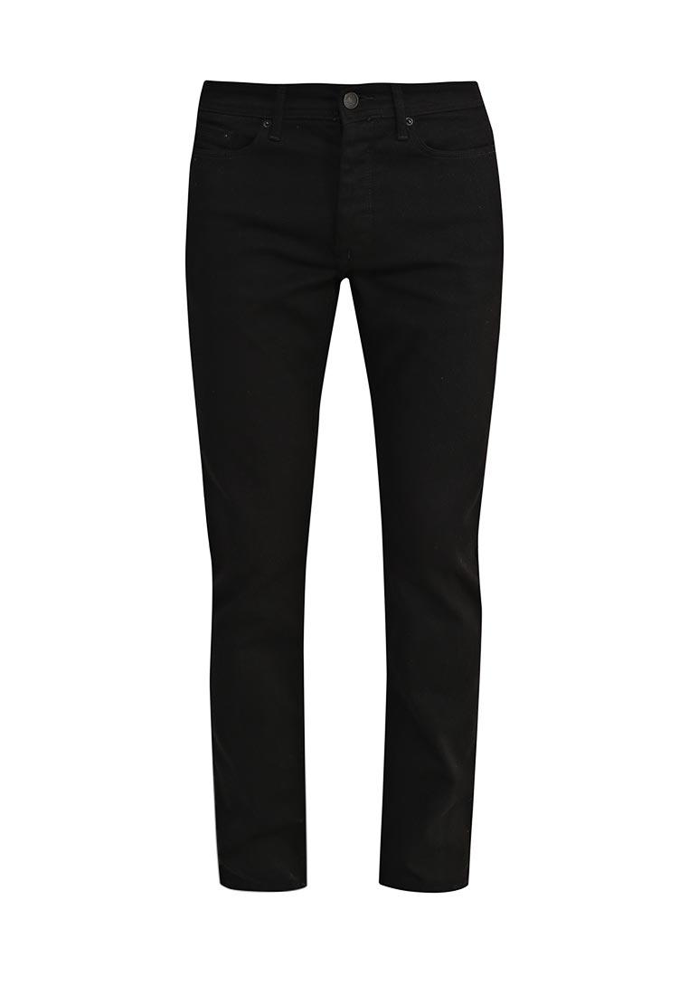 Зауженные джинсы Burton Menswear London 12S18KBLK