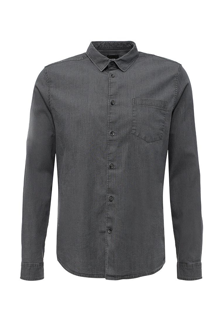 Рубашка с длинным рукавом Burton Menswear London 22D01KBLK