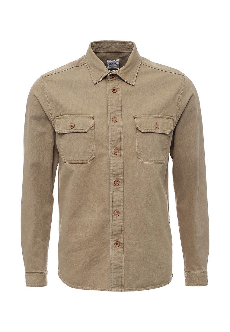 Рубашка с длинным рукавом Burton Menswear London 22H02KNAT