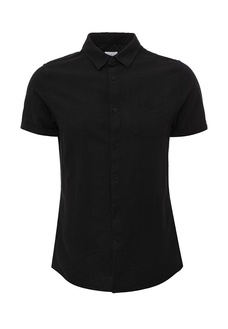 Рубашка с коротким рукавом Burton Menswear London 22L01KBLK