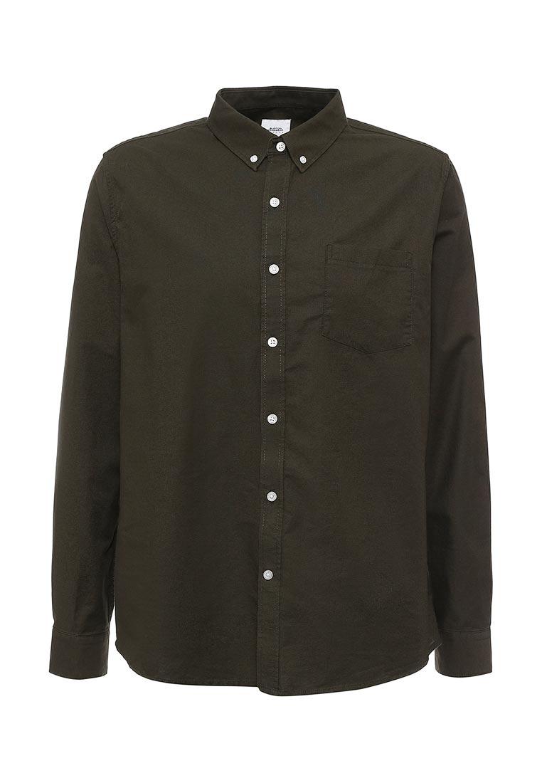 Рубашка с длинным рукавом Burton Menswear London 22O07KGRN