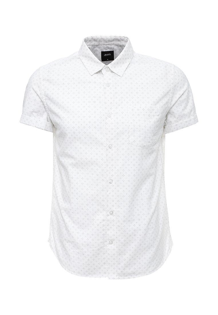 Рубашка с коротким рукавом Burton Menswear London 22P02KWHT