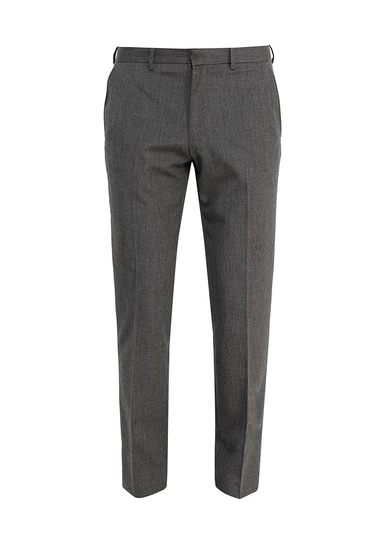 Мужские классические брюки Burton Menswear London 23S12KGRY