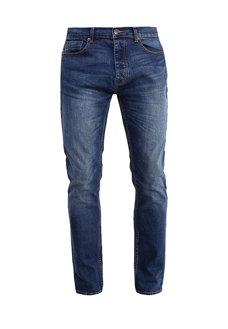 Зауженные джинсы Burton Menswear London 12P01KBLU