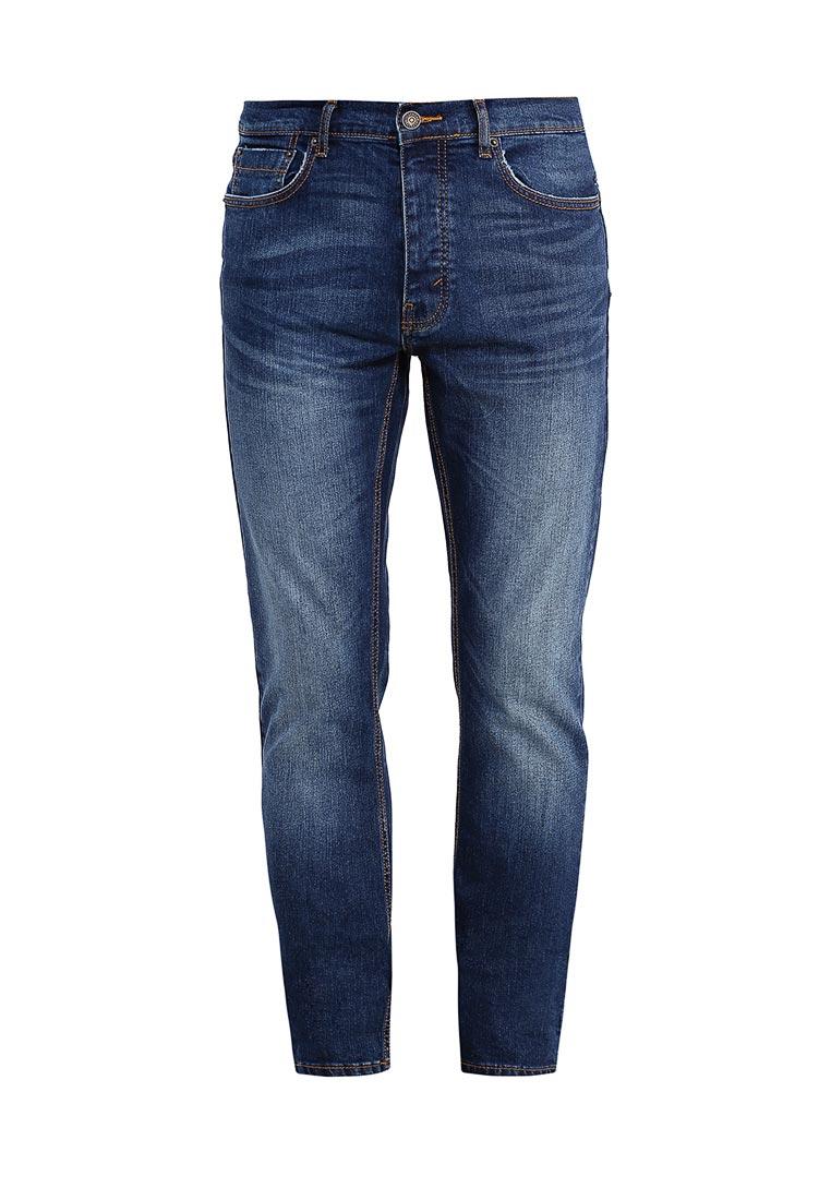 Зауженные джинсы Burton Menswear London 12S03KBLU