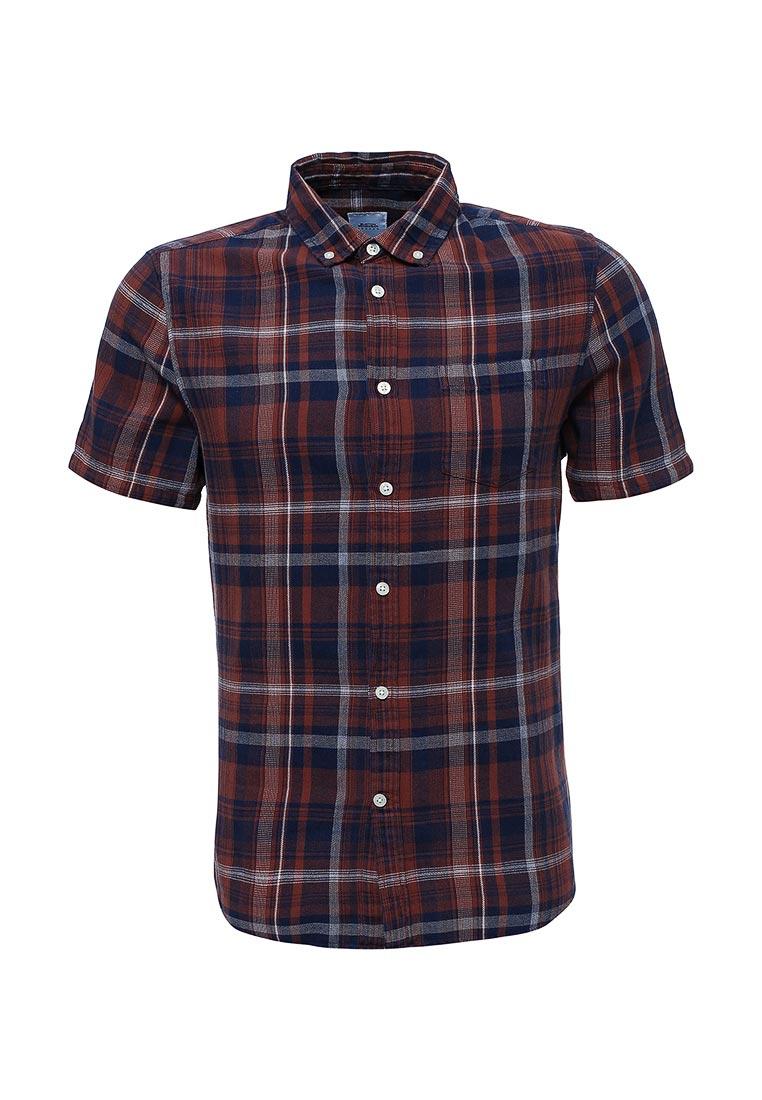 Рубашка с коротким рукавом Burton Menswear London 22C02KRED