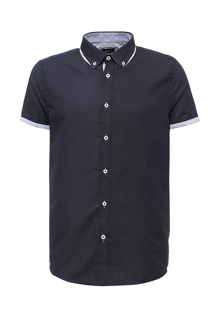 Рубашка с коротким рукавом Burton Menswear London 22D01LNVY