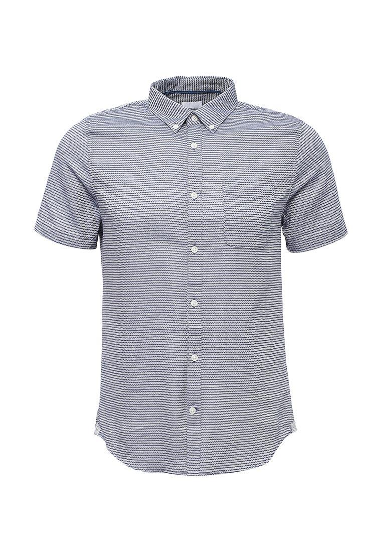 Рубашка с коротким рукавом Burton Menswear London 22T06KBLU
