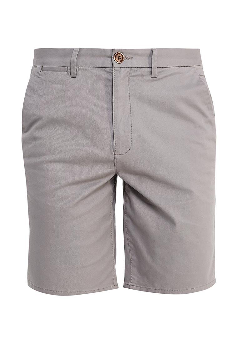 Мужские повседневные шорты Burton Menswear London 88C05KGRY