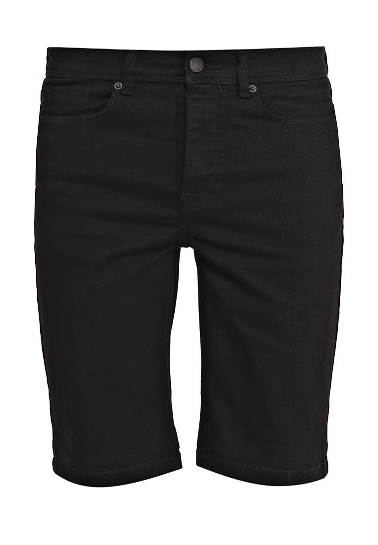 Мужские повседневные шорты Burton Menswear London 88D03KBLK