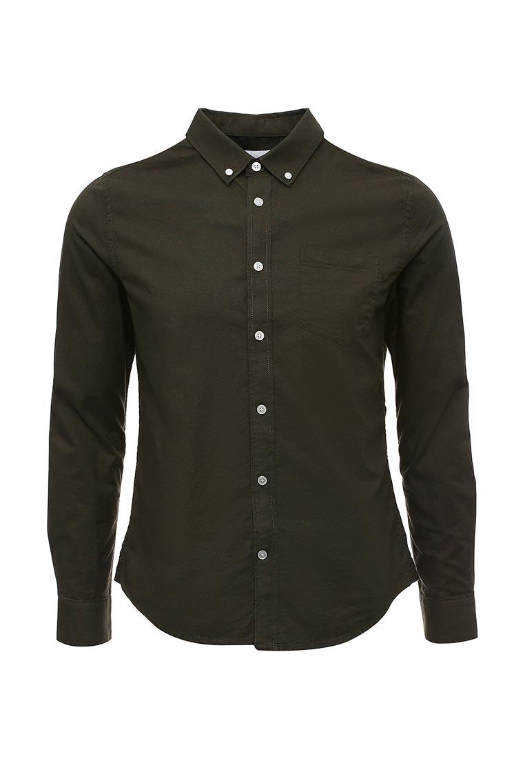 Рубашка с длинным рукавом Burton Menswear London 22O01LGRN