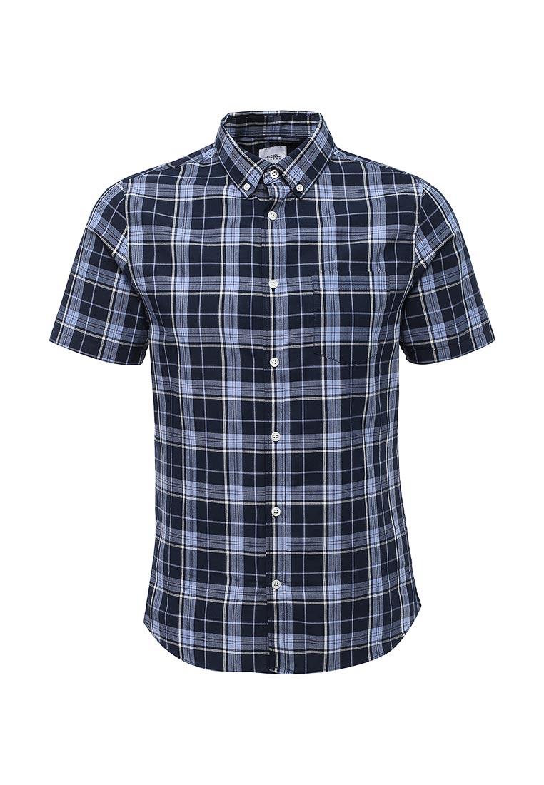 Рубашка с коротким рукавом Burton Menswear London 22C01LBLU