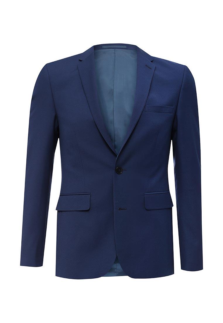 Пиджак Burton Menswear London 25S09KBLU