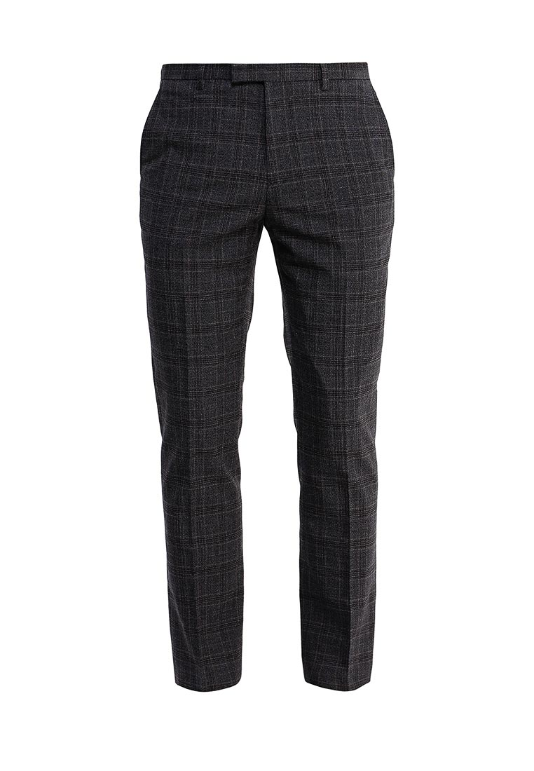 Мужские классические брюки Burton Menswear London 02S11LGRY