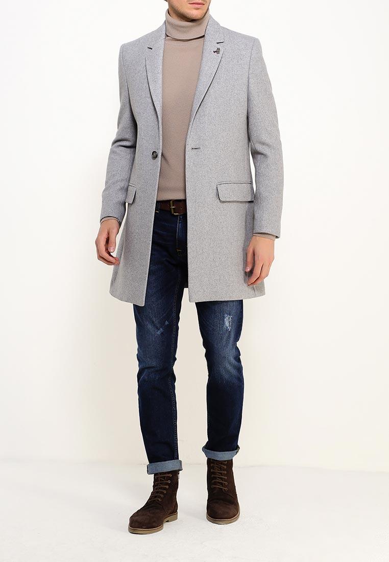 Мужские пальто Burton Menswear London 06W06JGRY: изображение 2