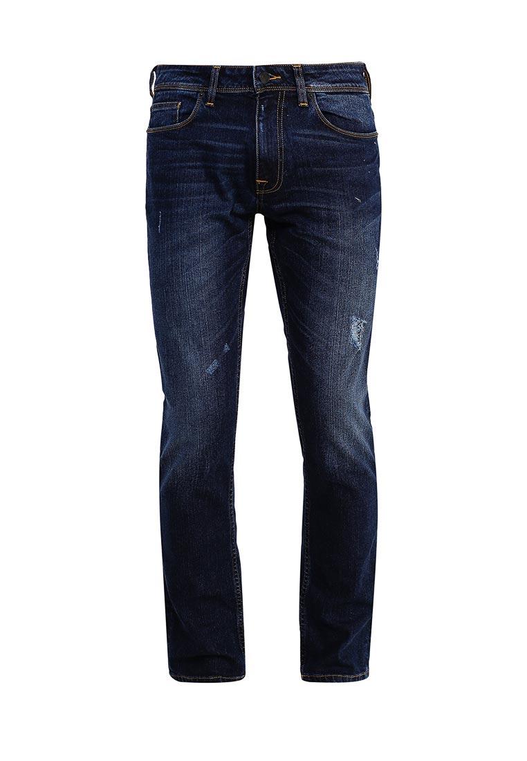 Зауженные джинсы Burton Menswear London 12L01LBLU