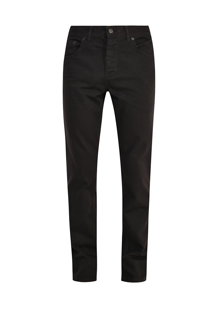 Зауженные джинсы Burton Menswear London 12T01LBLK