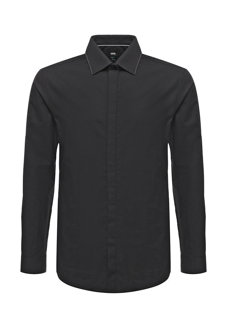 Рубашка с длинным рукавом Burton Menswear London 19F20KBLK