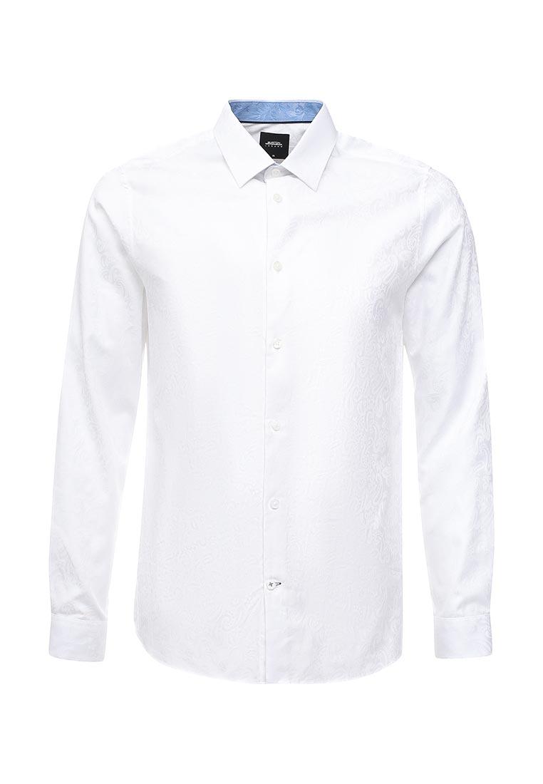 Рубашка с длинным рукавом Burton Menswear London 22D04KWHT