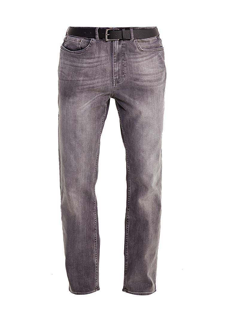 Мужские прямые джинсы Burton Menswear London 12T01KGRY