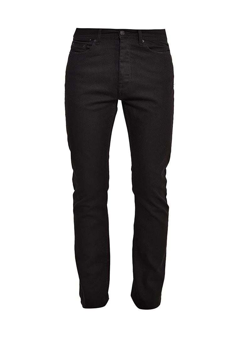 Зауженные джинсы Burton Menswear London 12A01KBLK