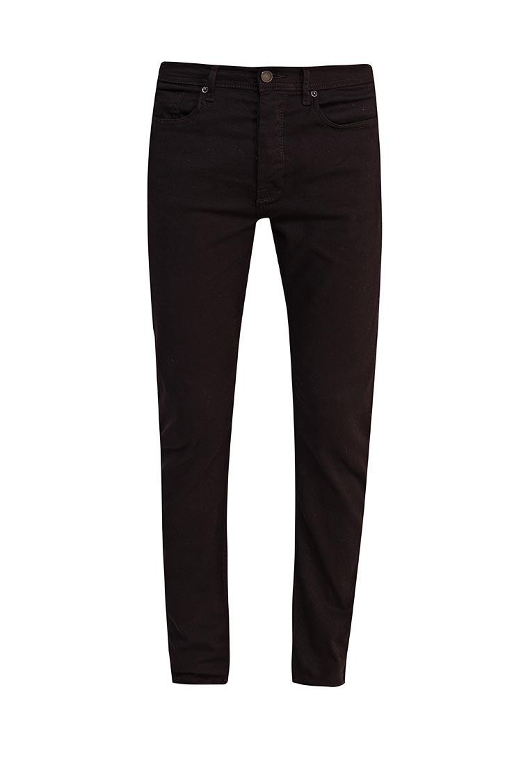 Зауженные джинсы Burton Menswear London 12L01LBLK