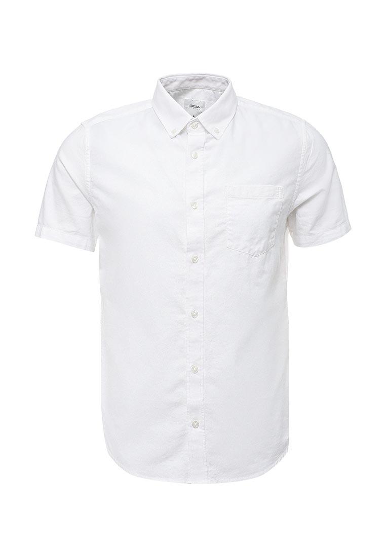 Рубашка с коротким рукавом Burton Menswear London 22O02LWHT