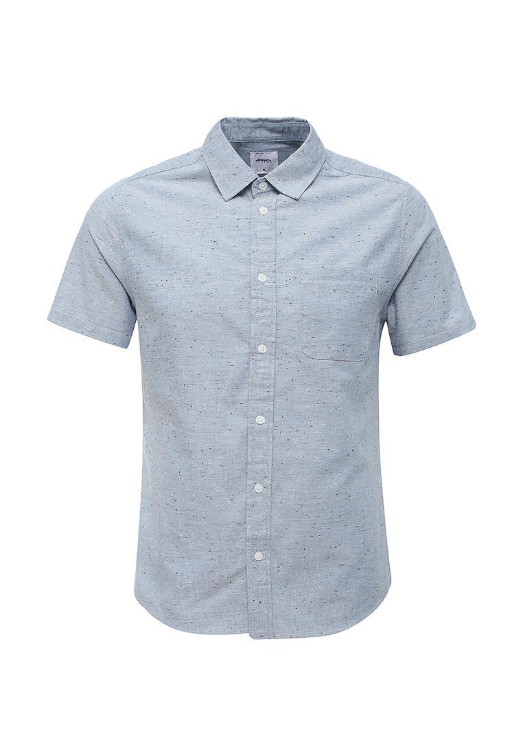 Рубашка с коротким рукавом Burton Menswear London 22T03LBLU