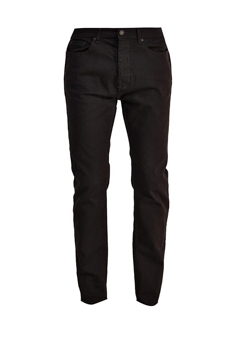 Зауженные джинсы Burton Menswear London 12A02LBLK
