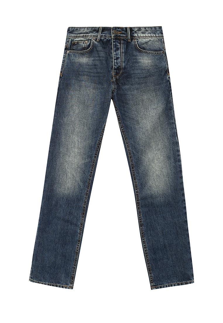 Зауженные джинсы Burton Menswear London 12T04KBLU