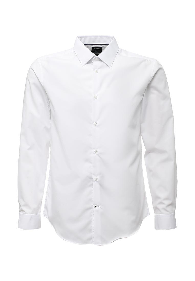 Рубашка с длинным рукавом Burton Menswear London 19E10LWHT