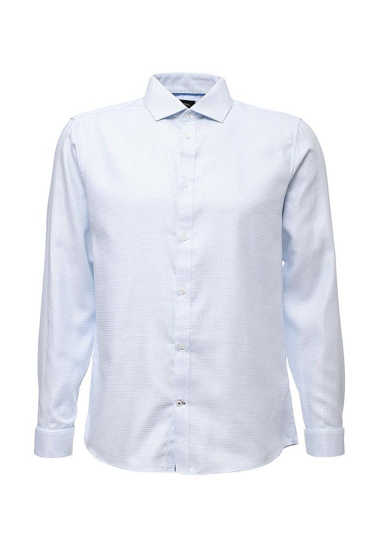 Рубашка с длинным рукавом Burton Menswear London 19F09LWHT