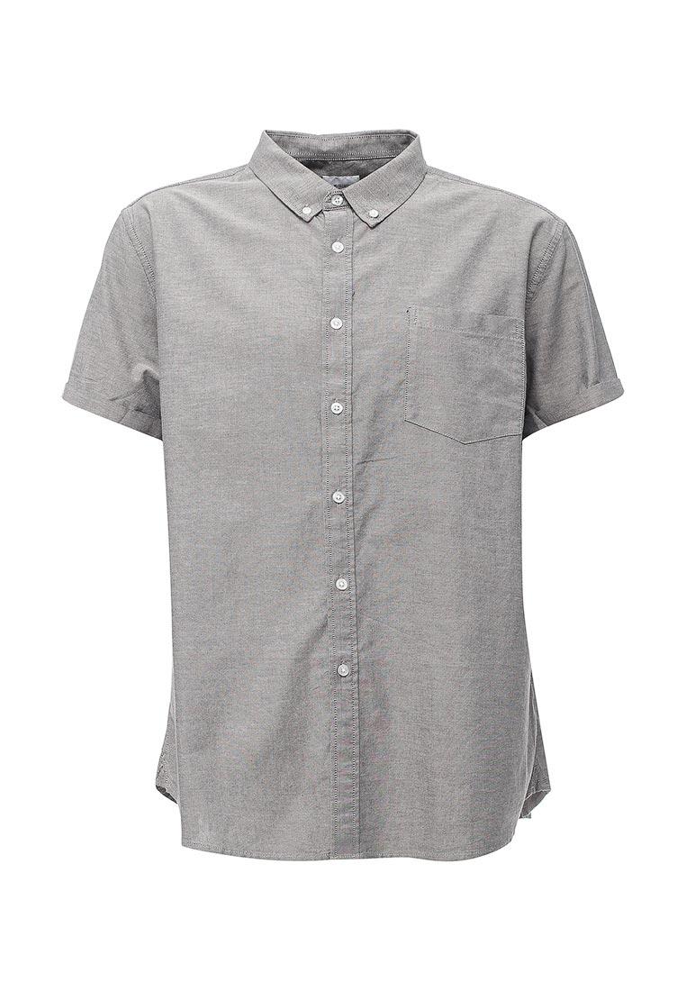 Рубашка с коротким рукавом Burton Menswear London 22O01LGRY