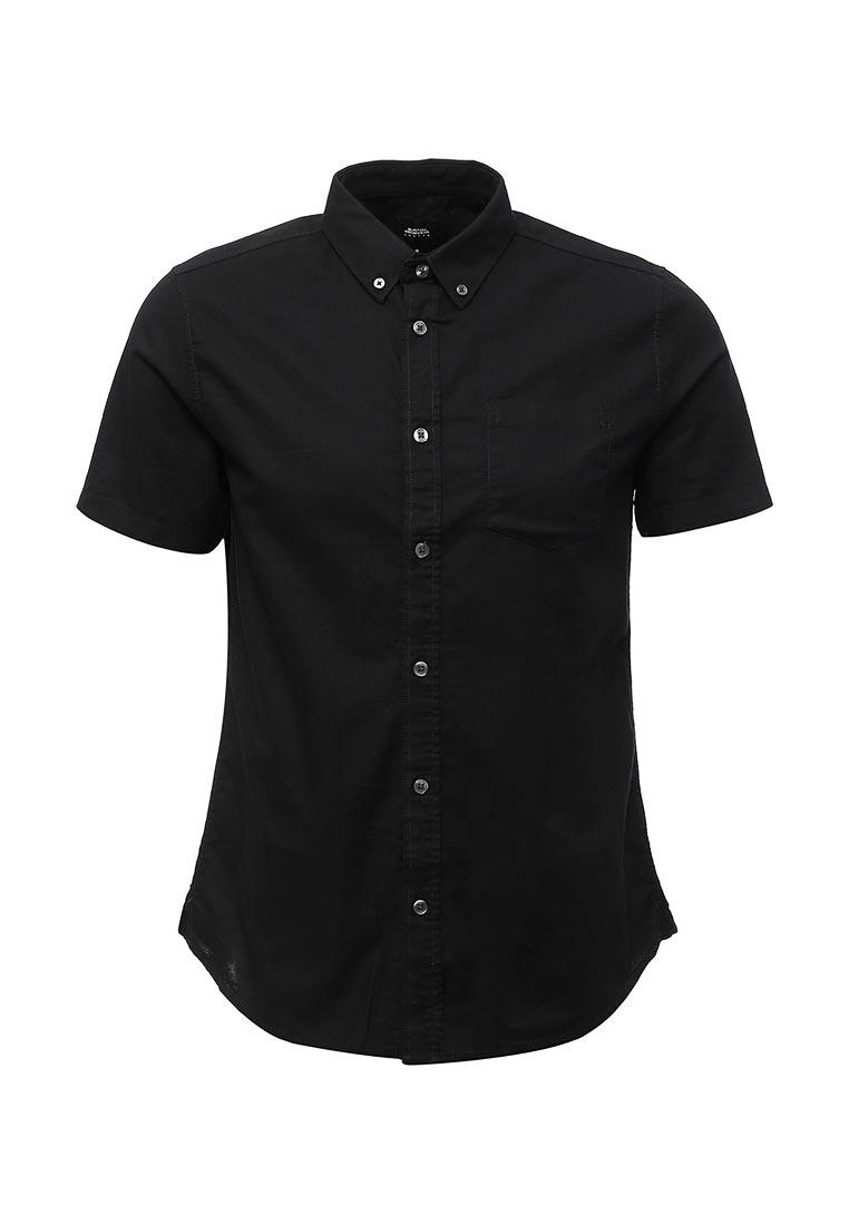 Рубашка с коротким рукавом Burton Menswear London (Бертон Менсвеар Лондон) 22O02KBLK