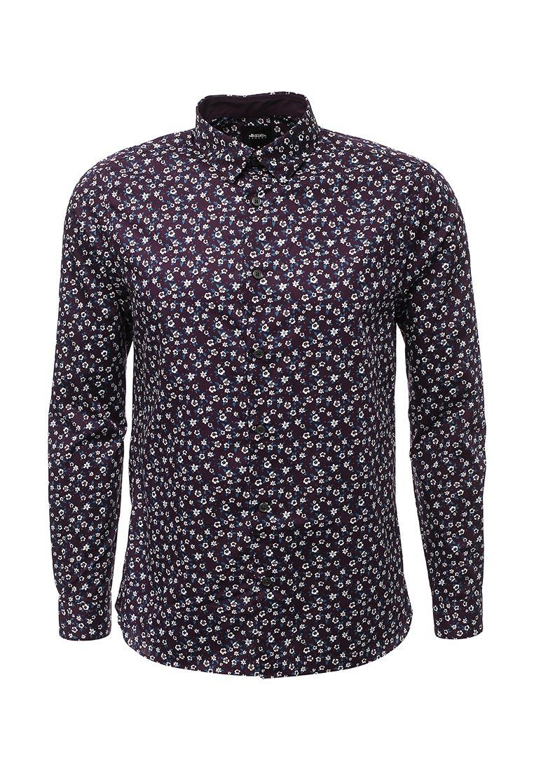 Рубашка с длинным рукавом Burton Menswear London 22P02LBUR