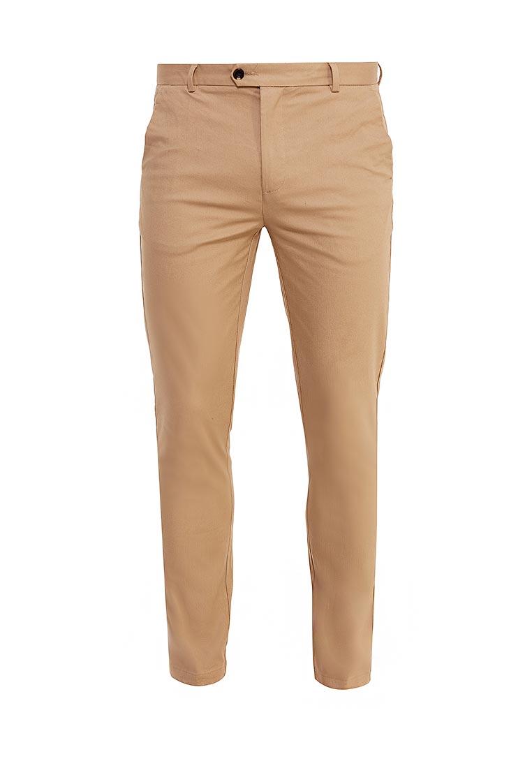 Мужские повседневные брюки Burton Menswear London 23C06LNAT