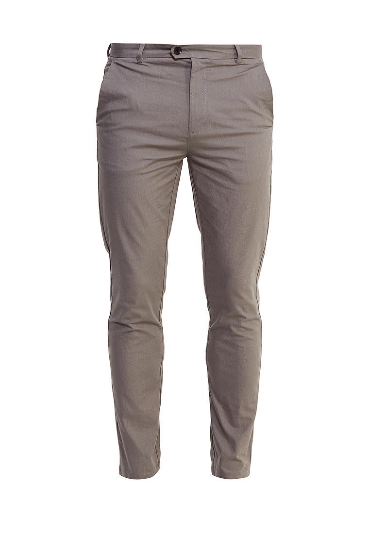 Мужские повседневные брюки Burton Menswear London 23K02LGRY